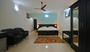 Silver Sands Sunshine - Angaara, Hotels  Candolim - big - 27