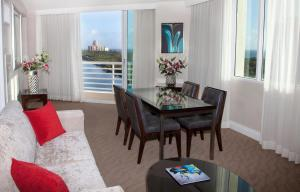 Queen Suite with Balcony and Water View