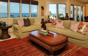 Three Bedroom Oceanview Penthouse