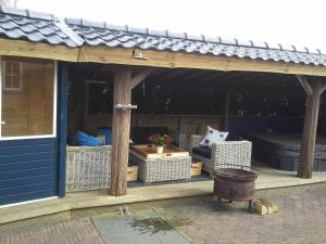 Waddenstee, Holiday homes  Westernieland - big - 20