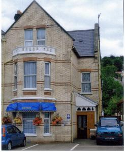 Burnside Guest House in Ilfracombe, Devon, England