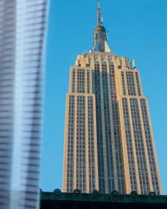 Suite com 1 Quarto e Vista Empire State