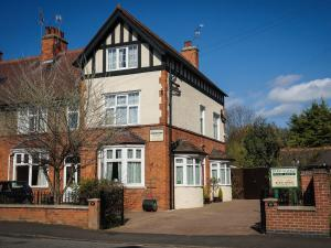 Park Lodge Guest House in Grantham, Lincolnshire, England