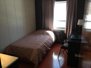 Deluxe Single Room with Shared Bathroom