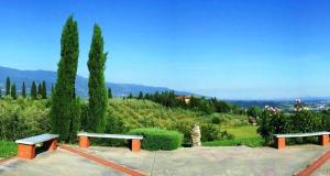 Agriturismo Bellavista, Aparthotels  Incisa in Valdarno - big - 63