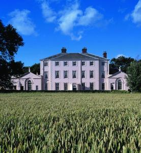 Somerford Hall in Brewood, Staffordshire, England