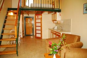 Green House Apart Hotel, Aparthotels  Gümbet - big - 38