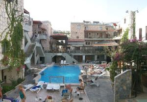 Green House Apart Hotel, Aparthotels  Gümbet - big - 36