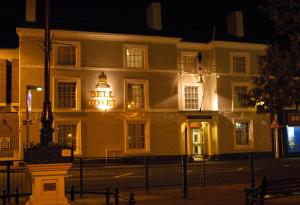 The Bell Hotel in Great Driffield, East Riding of Yorkshire, England