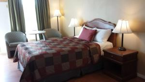 Motel Iberville, Motely  Saint-Jean-sur-Richelieu - big - 38