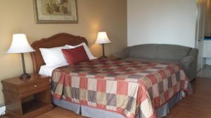 Motel Iberville, Motely  Saint-Jean-sur-Richelieu - big - 43