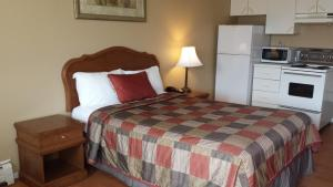 Motel Iberville, Motely  Saint-Jean-sur-Richelieu - big - 37