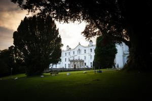 Court Colman Manor in Bridgend, Bridgend, Wales