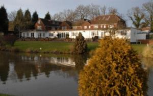 Mannings Heath Hotel in Horsham, West Sussex, England