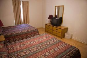 Double Room with Two Double Beds - Top Floor