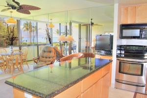 Deluxe One-Bedroom Apartment with Ocean Front View
