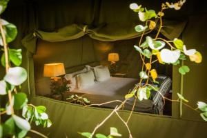 Luxury Double Tent