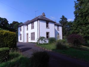 Colterscleuch House & Cottage in Teviothead, Borders, Scotland