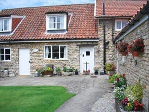 Church Farm Cottage in Thornton Dale, North Yorkshire, England