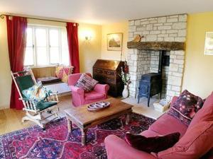 Brook Cottage in Buckhorn Weston, Dorset, England