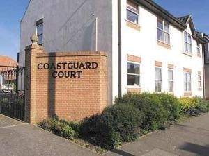 2 Coastguard Court in Aldeburgh, Suffolk, England