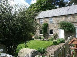 Oak Cottage in Catcleugh, Northumberland, England