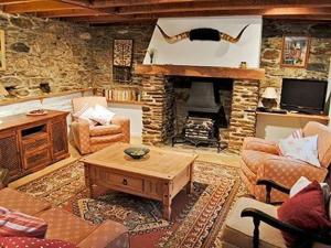 Zion Cottage in Gorran Haven, Cornwall, England