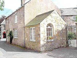 Stable Cottage in Warkworth, Northumberland, England