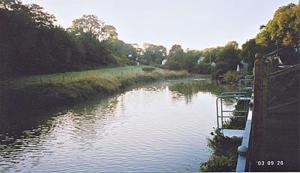 Still Waters in Little Petherick, Cornwall, England