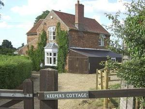 Keepers Cottage in Gayton, Norfolk, England