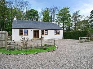 Curlew Cottage in Ceres, Fife, Scotland