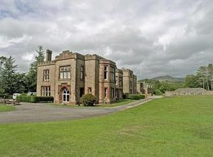 Broughton House in Holmrook, Cumbria, England