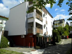 Appartements and chambres Trsje