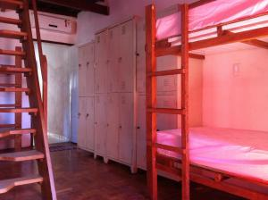 Bed in 15-Bed Male Dormitory Room