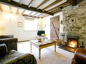 Smithy Cottage in Hartington, Staffordshire, England