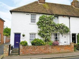 Browns Cottage in Fordwich, Kent, England