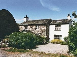 Yew Tree Cottage in Bowland Bridge, Cumbria, England