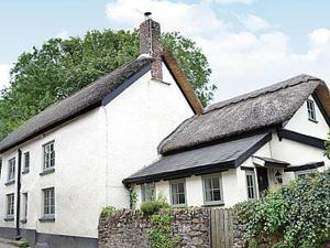 Peartree Cottage in Bishops Nympton, Devon, England