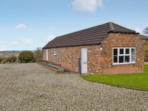Gamekeepers Cottage in Lusby, Lincolnshire, England