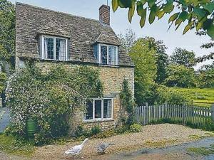 Willow Cottage in Alderley, Gloucestershire, England