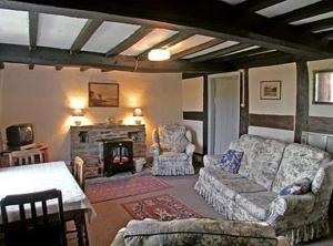 Fern Hall Cottage in Whitney, Herefordshire, England