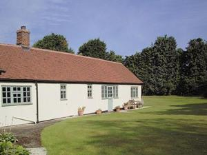 The Cottage in Assington, Suffolk, England