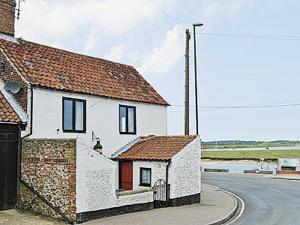 Creek Cottage in Wells next the Sea, Norfolk, England