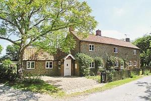 Meadow Cottage in Guestwick, Norfolk, England