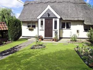 Levett Cottage in Dickleburgh, Norfolk, England