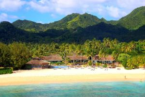 Manuia Beach Resort v – Pensionhotel - Hoteli