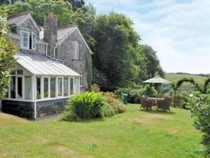 Toms Cottage in Par, Cornwall, England
