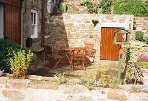 Barn End Cottage in Middleham, North Yorkshire, England