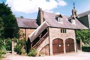 The Stable Court in Raglan, Monmouthshire, Wales