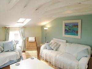 Beachfront Cottage in Llanstephan, Carmarthenshire, Wales